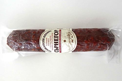 Деликатесен колбас Сърнегор